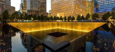 An Emotional Tour inside the 9/11 Memorial