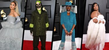 Best Dressed Celebrities at the 2020 GRAMMYs