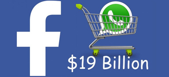 Here's Why Facebook Bought Whatsapp for $19 Billion