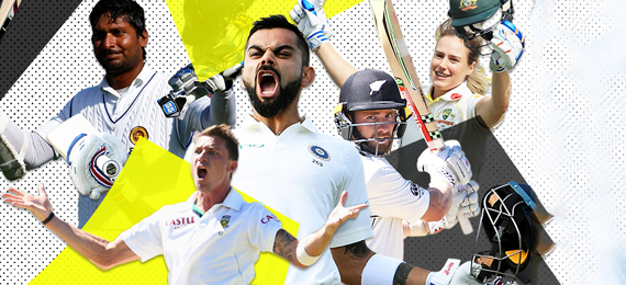The Five Wisden Cricketers of the Decade