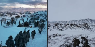 Beyond the Wall, Westeros