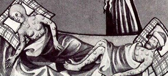 Has Black Death Tweaked European Genes