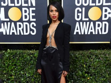Kerry Washington Golden Globes 2020