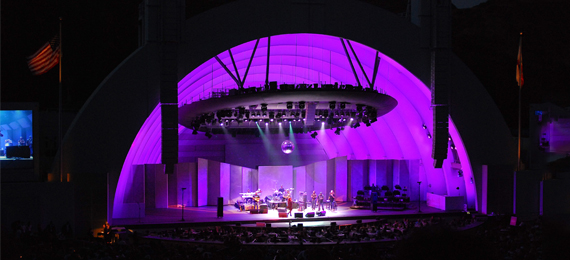 The Largest Amphitheatre in the World Can Be Seen in Los Angeles