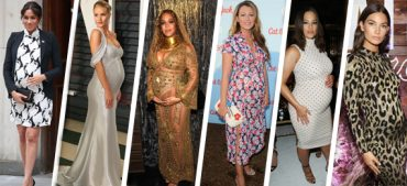Top Celebrities'- The Best Maternity Fashion and Style