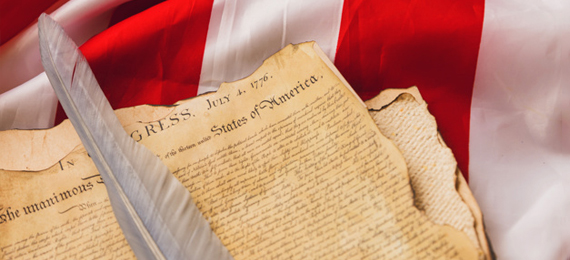 Which Essential Document Was Signed in the US in the Year 1776