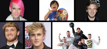 Who Are the World's Richest Youtubers?