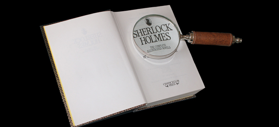 Why Was Sherlock Holmes Awarded the Guinness World Record