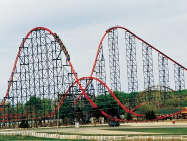 Superman Ride of Steel (Woodmore, Maryland)
