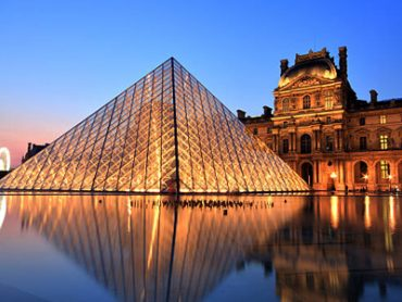 The Louvre Museum (Paris)