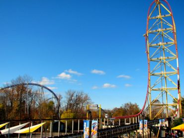 Top Thrill Dragster (Ohio, United States)
