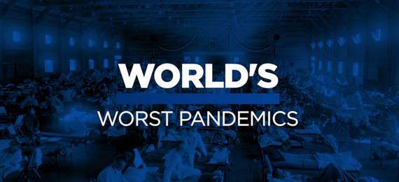 What Are the Worst Pandemics in History