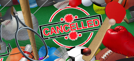 List of Top Sports Events Cancelled throughout History