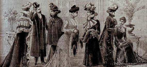 Facts about the 1900s Fashion