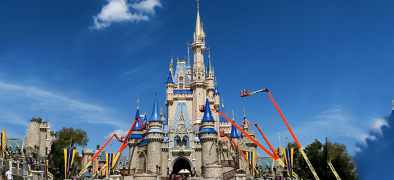 10 Things You Didn't Know You Could Do in Disney World