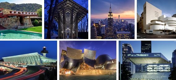 7 Most Iconic Pieces of American Architecture