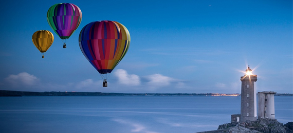 Strange but True Facts about Hot Air Balloon