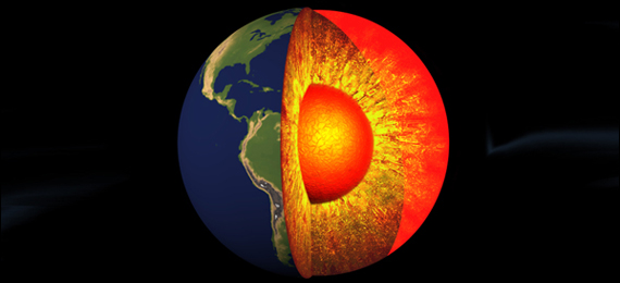 Why Is the Centre of the Earth Hot