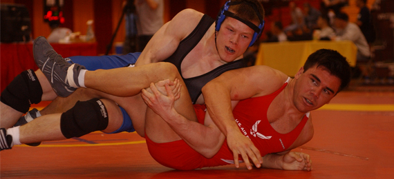 Why Do Wrestlers Wear Singlets?