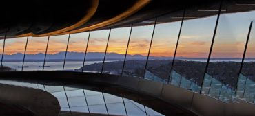 A Brief History of the Revolving Restaurant