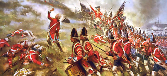 In What State Were the Most Revolutionary War Battles Fought?