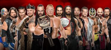Do You Think You Can Get 10/10 in This WWE Quiz?