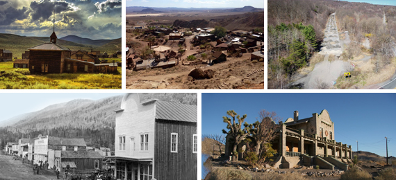 The Top 5 Creepy Ghost Towns in the U.S.