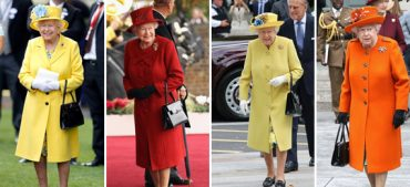 The Reason the Queen Wears Bright Colors