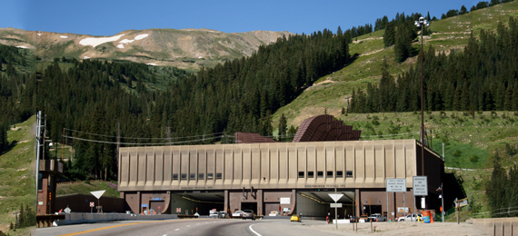 Where Is the Highest Auto Tunnel in the World?