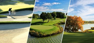 Which Golf Course Hosted the US Open in Both 1970 and 1991?