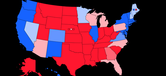 What Are Swing States and How Did They Become a Key Factor in US Elections