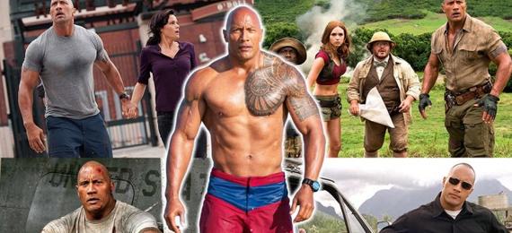 Dwayne Johnson movies