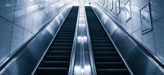 Escalators in the State of Wyoming
