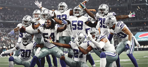 Can You Answer This Dallas Cowboys Quiz?