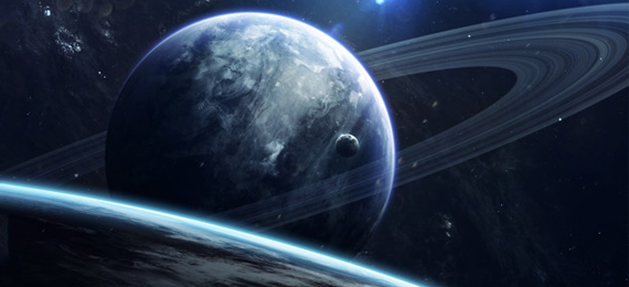 Is There Life on Saturn's Moons