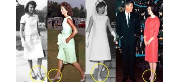 What Is So Weird about Jacqueline Kennedy's Shoes?