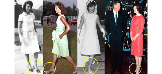 Jacqueline Kennedy Shoes