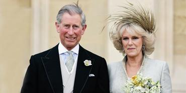 Prince Charles & Camilla Parker Bowles