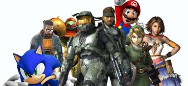 Can You Name All These Video Game Characters?