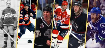 The Top 6 Players with Most NHL Suspensions