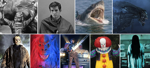 Top 9 Scariest Horror Villains of All the Time
