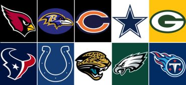 Can You Match the NFL Team Logo with Their Teams?
