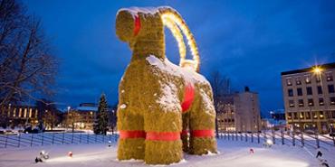Gävle Goat, Sweden