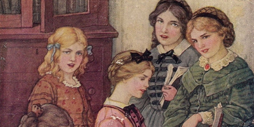 Little Women By Louisa May Alcott, 1868