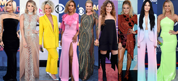 Most Daring Dresses That Celebrities Have Worn to ACM Awards