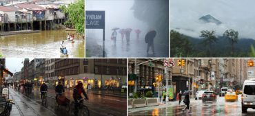 Do You Know Which City Has the Highest Rainfall?