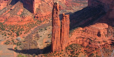 Spider Rock, Arizona