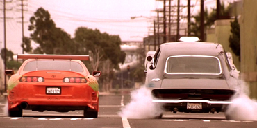 The Fast and the Furious-2001