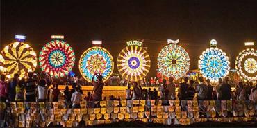 The Giant Lantern Festival, Philippines