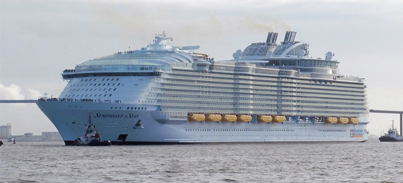 What Is the World's Largest Cruise Ship
